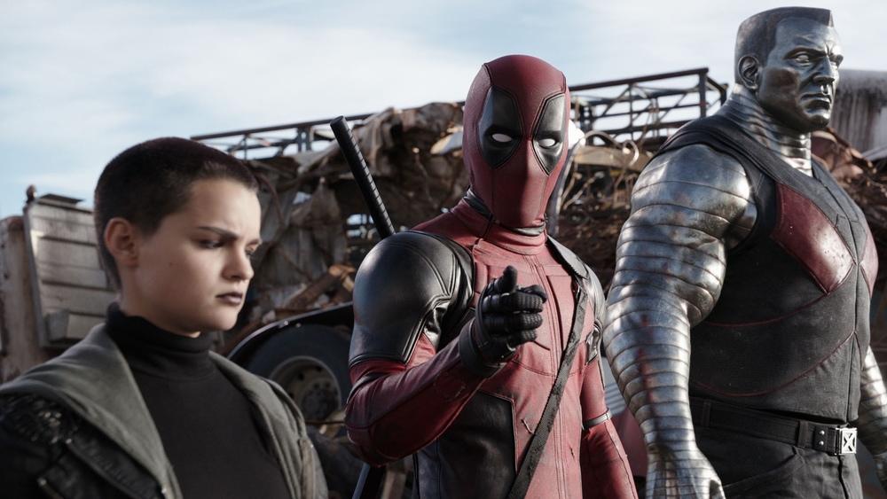 Deadpool, Marvel, 20th Century Fox