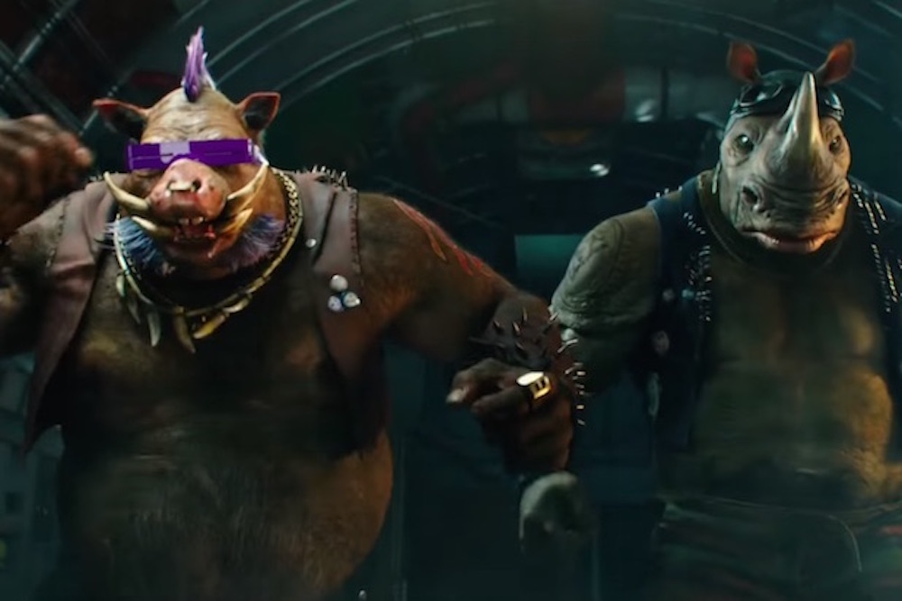 Teenage Mutant Ninja Turtles: Out of the Shadows, Paramount Pictures