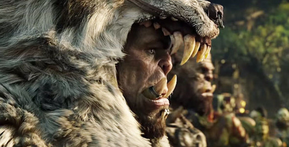 Warcraft, Legendary Pictures