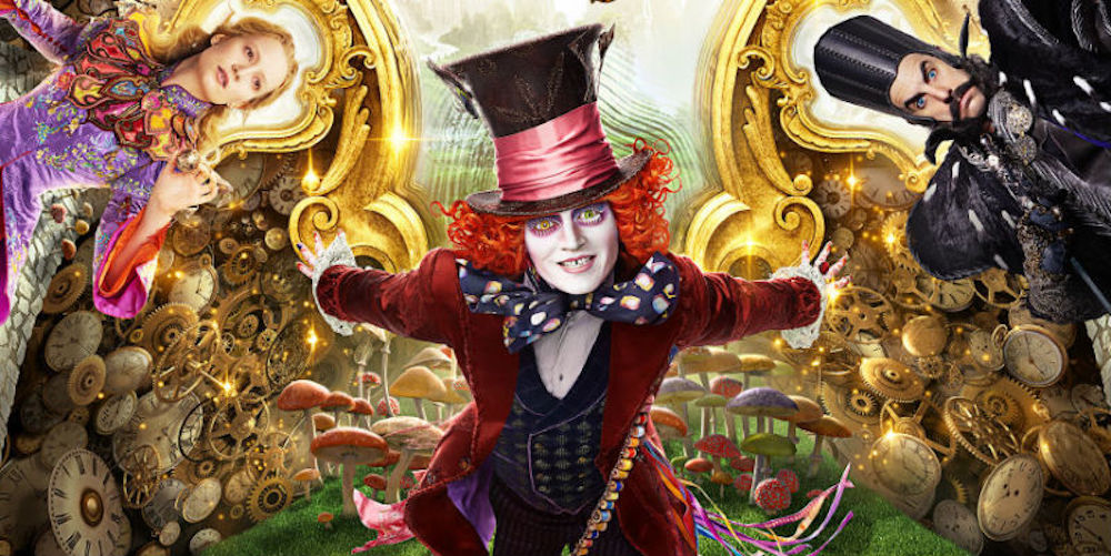 Alice Through the Looking Glass, Disney