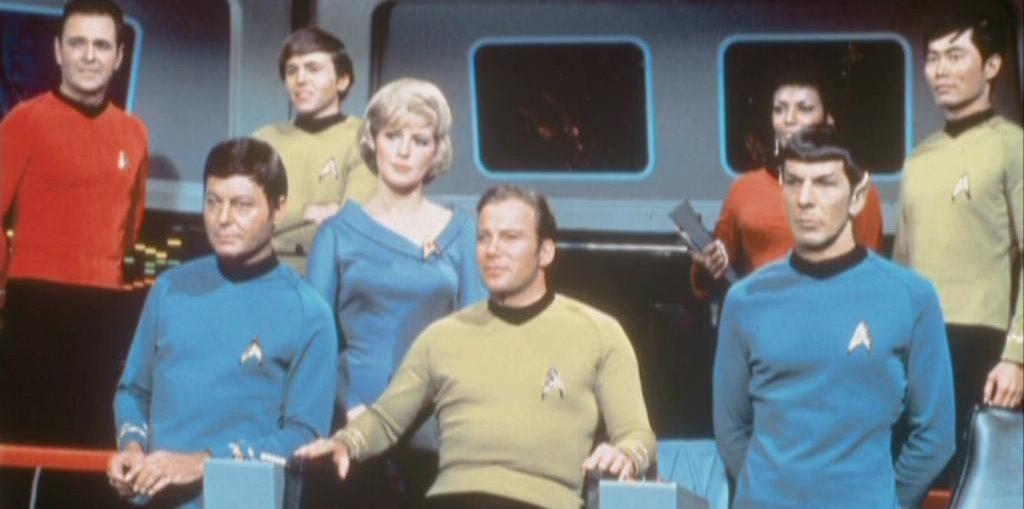 Star Trek Photo; Paramount Studios
