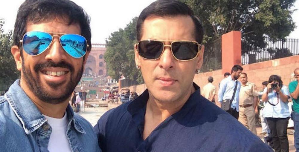 Kabir Khan and Actor Salman Khan