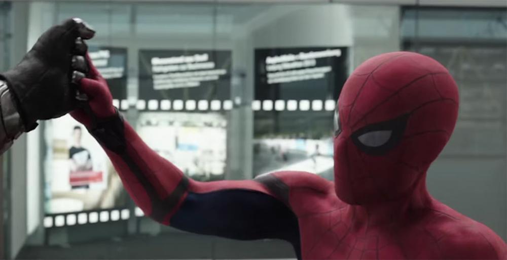 Spider-Man, Captain America: Civil War, Marvel