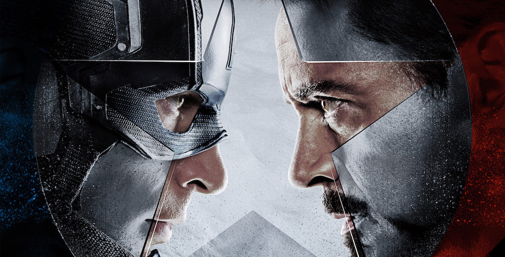 Captain America: Civil War, Marvel