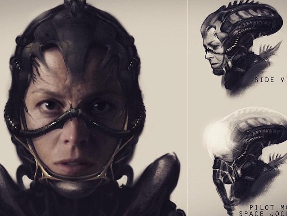 Alien, 20th Century Fox