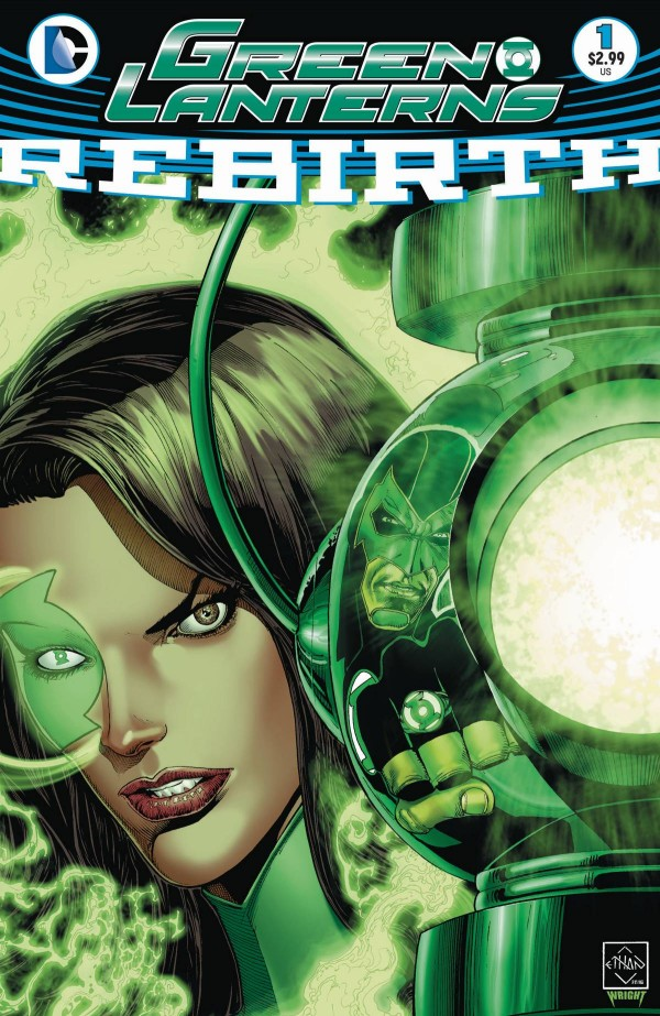 Green Lanterns: Rebirth, DC Comics