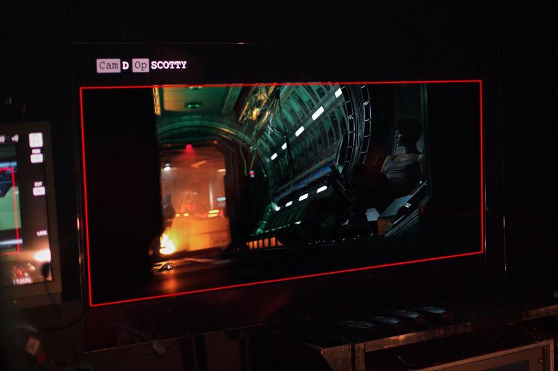 Alien Covenant, Scott Free Productions