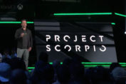 Xbox One, Project Scorpio, Microsoft