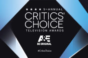 Television Critics Choice Awards, A&E