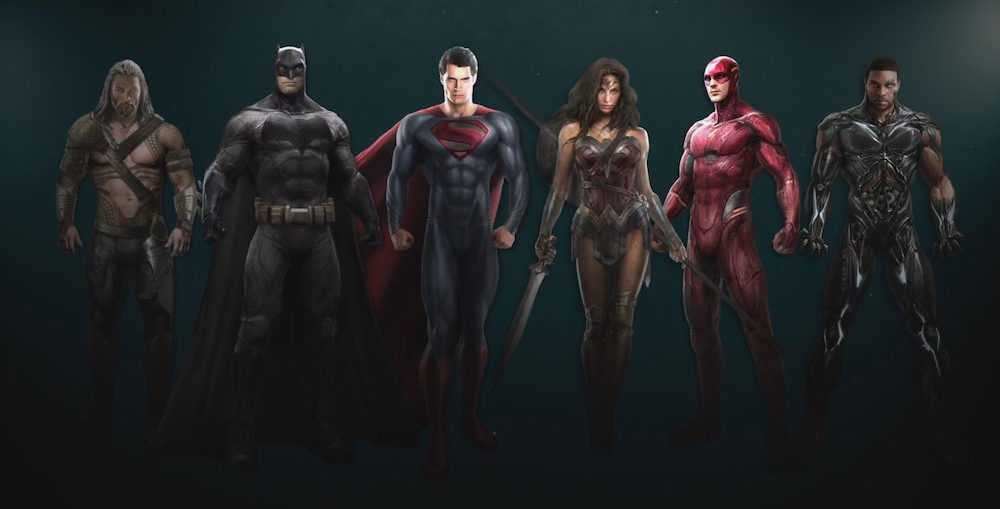 Justice League, Warner Bros.
