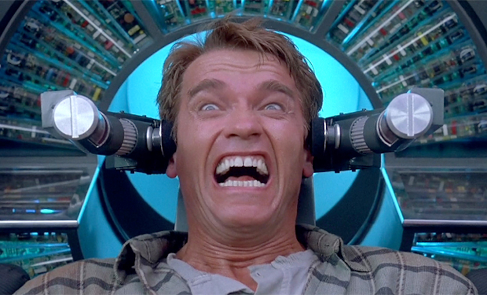 Total Recall, Carolco Pictures