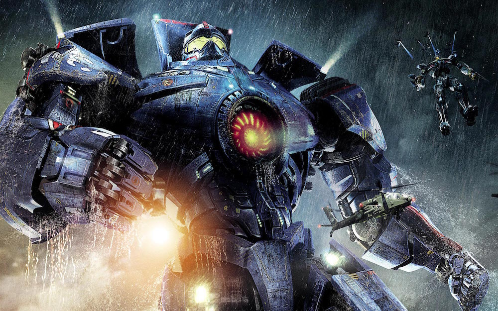 Pacific Rim, Warner Bros.
