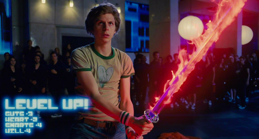 Scott Pilgrim v The World, Universal Pictures