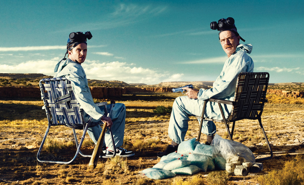 Jesse and Walt have come so far since Season 1 of 'Breaking Bad'. Where will Season 6 take them? Image: AMC