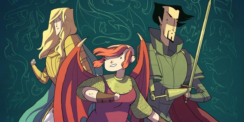 Nimona, Fox Animation