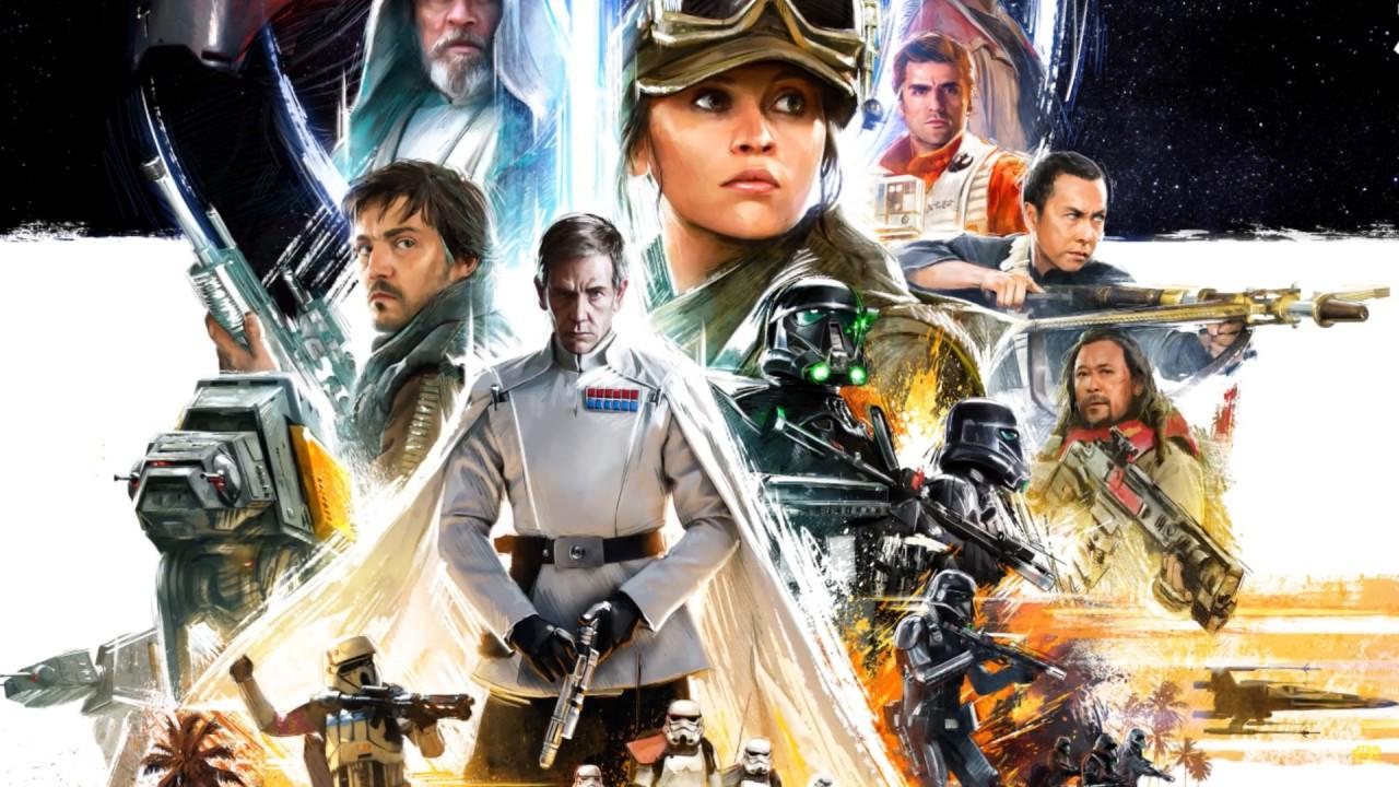 Star Wars Rogue, io9, Disney