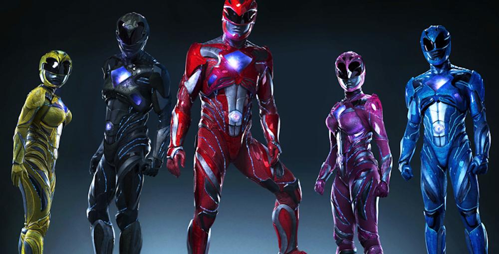 Power Rangers, Lionsgate