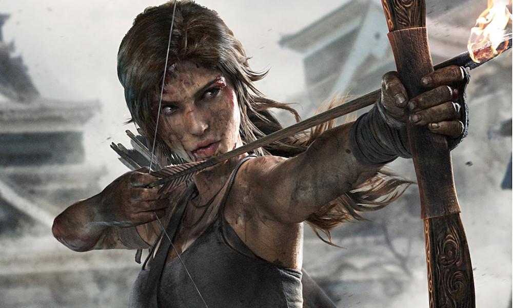 Tomb Raider: definitive edition, Square Enix