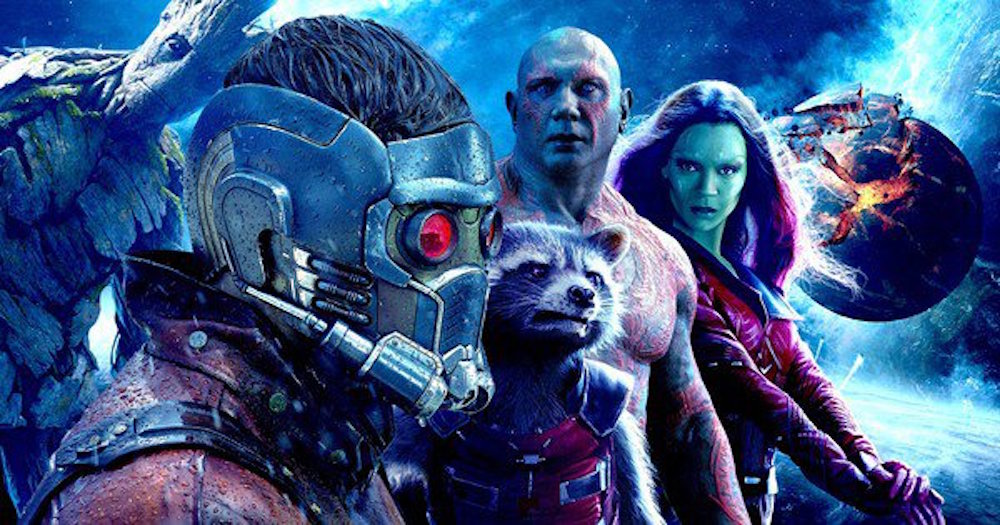 Guardians of the Galaxy 2, Marvel