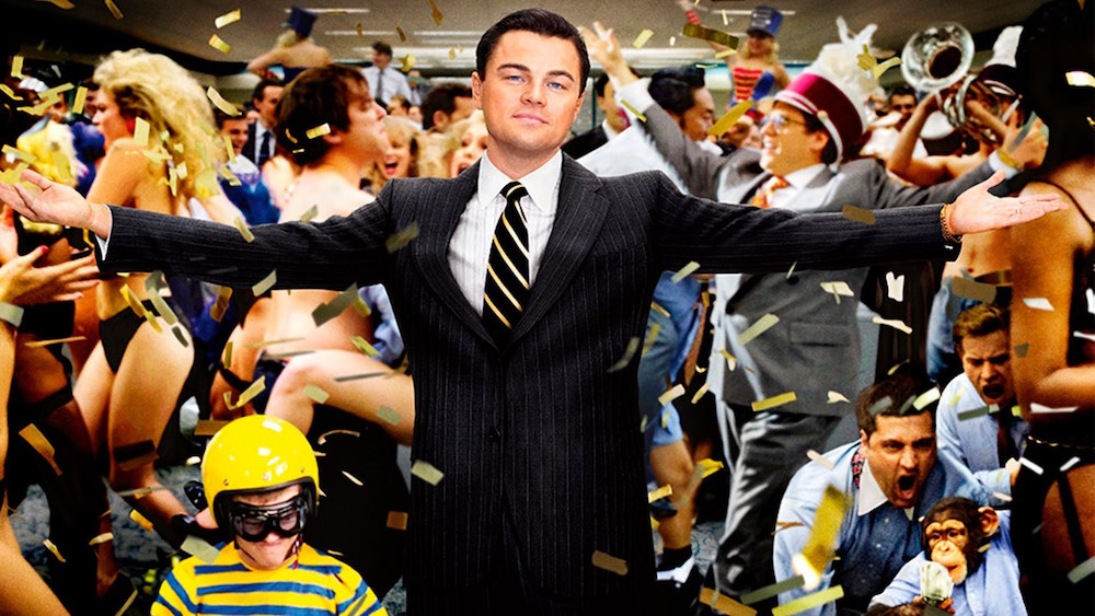 The Wolf of Wall Street, Red Granite Pictures