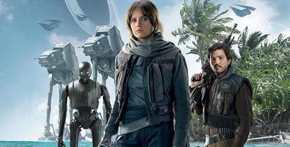 Rogue One: A Star Wars Story, Entertainment Weekly