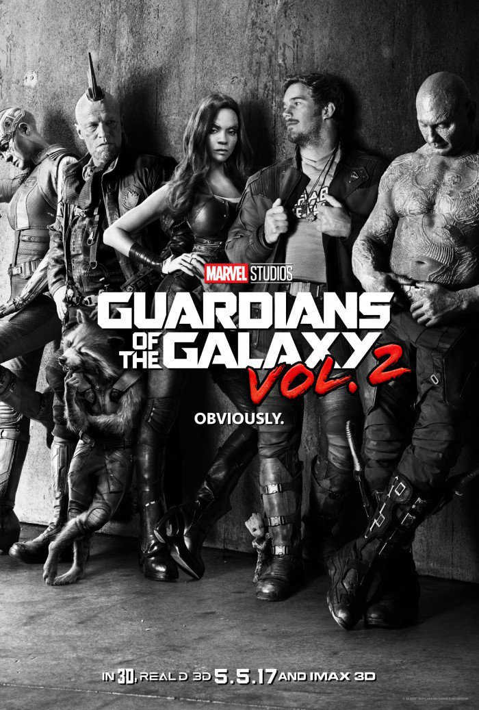 Guardians of the Galaxy Vol. 2, Marvel