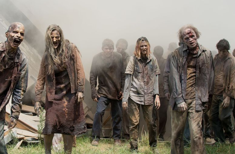 The Walking Dead, AMC