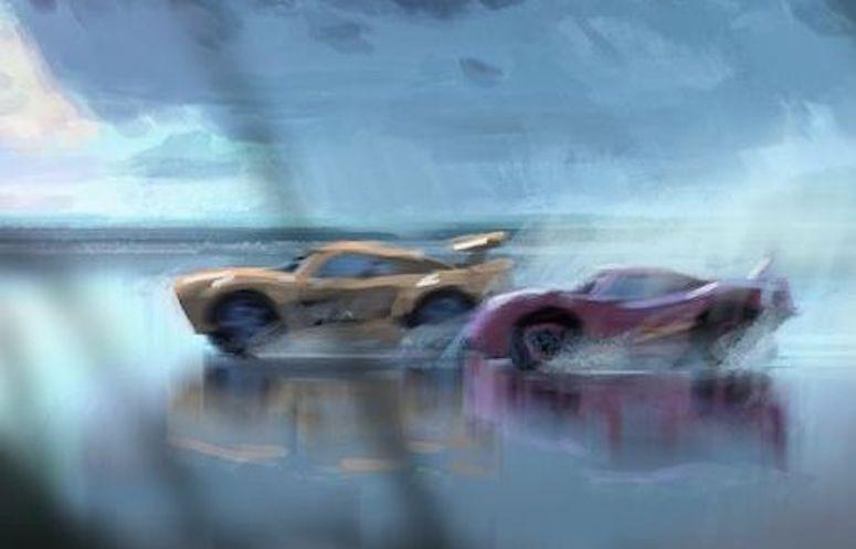 Cars 3, Pixar