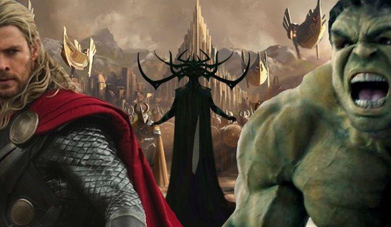 Thor: Ragnarok, Marvel