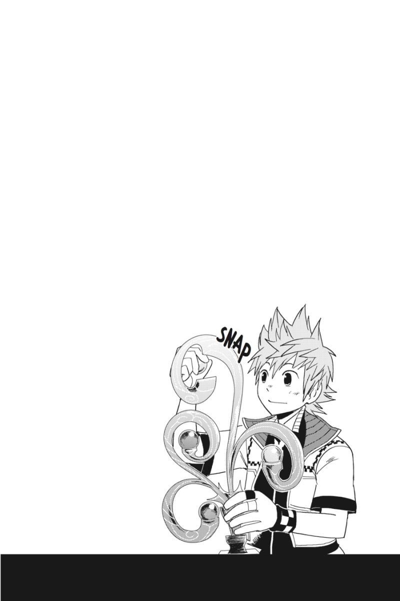 Kingdom Hearts II, Shiro Amano