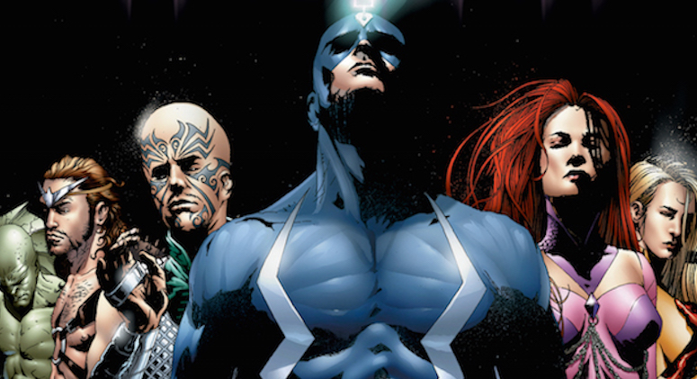 Inhumans, Marvel Comics