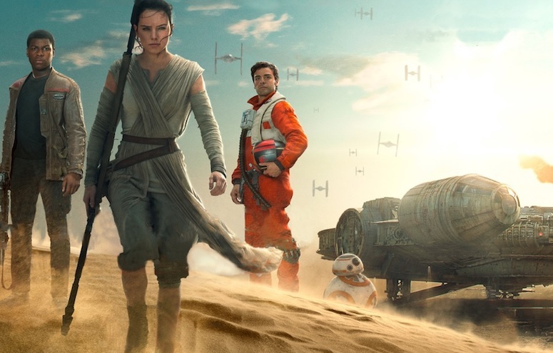Star Wars The Force Awakens, Disney