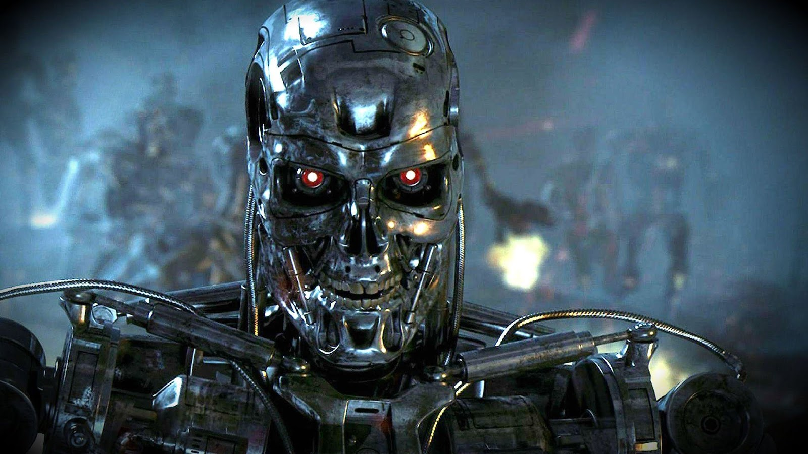 Terminator Genisys, Skydance Pictures