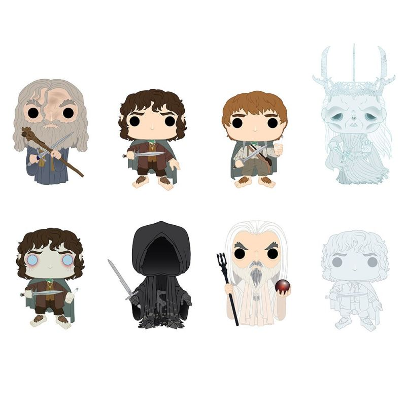 Funko POP! Lord of the Rings, Funko