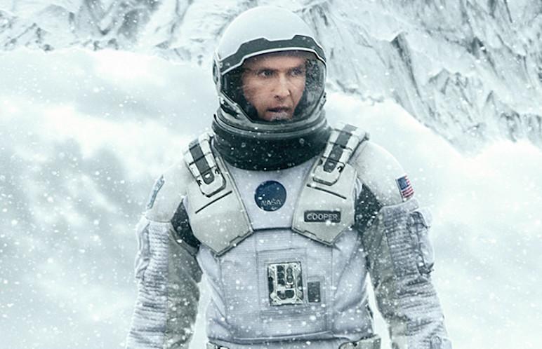 Interstellar, Paramount Pictures