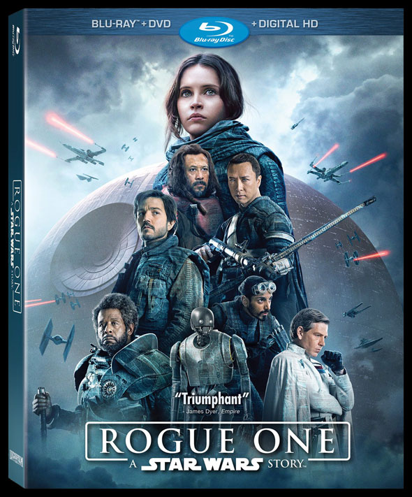 Rogue One: A Star Wars Story, Lucasfilm, Disney