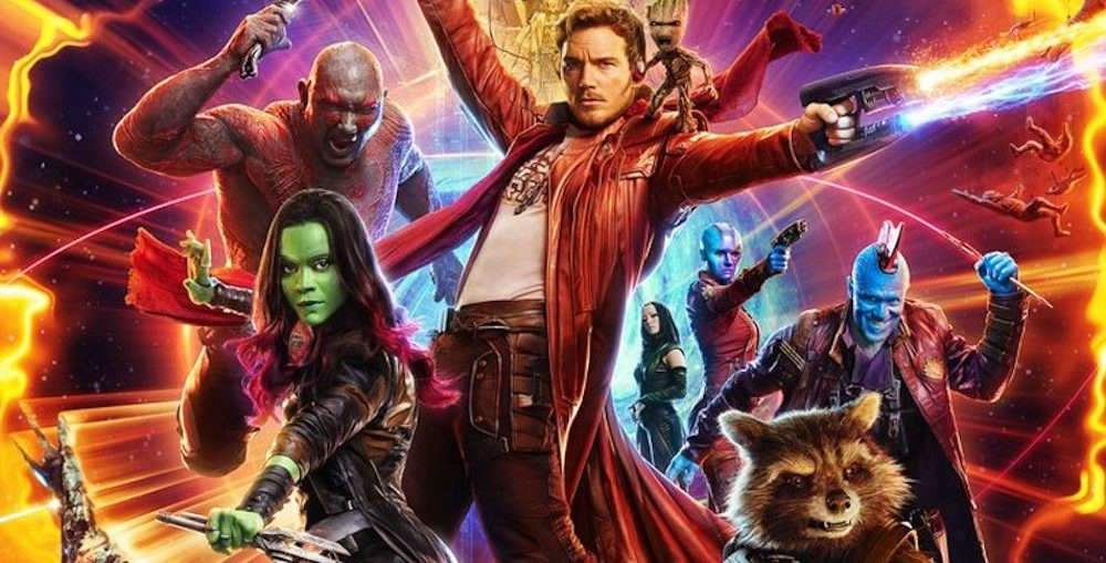Guardians of the Galaxy Vol. 2, Marvel Studios