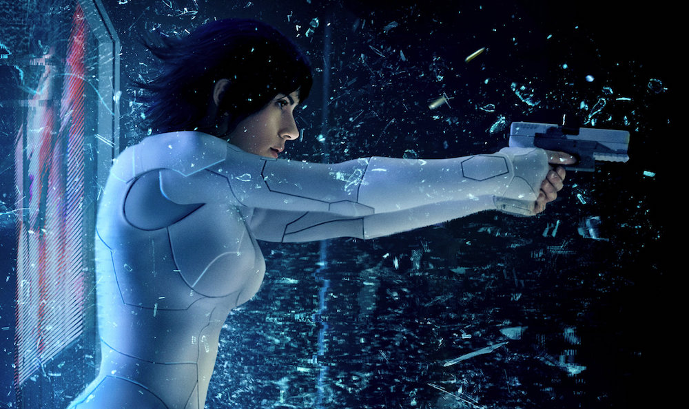 Ghost in the Shell, Paramount Pictures