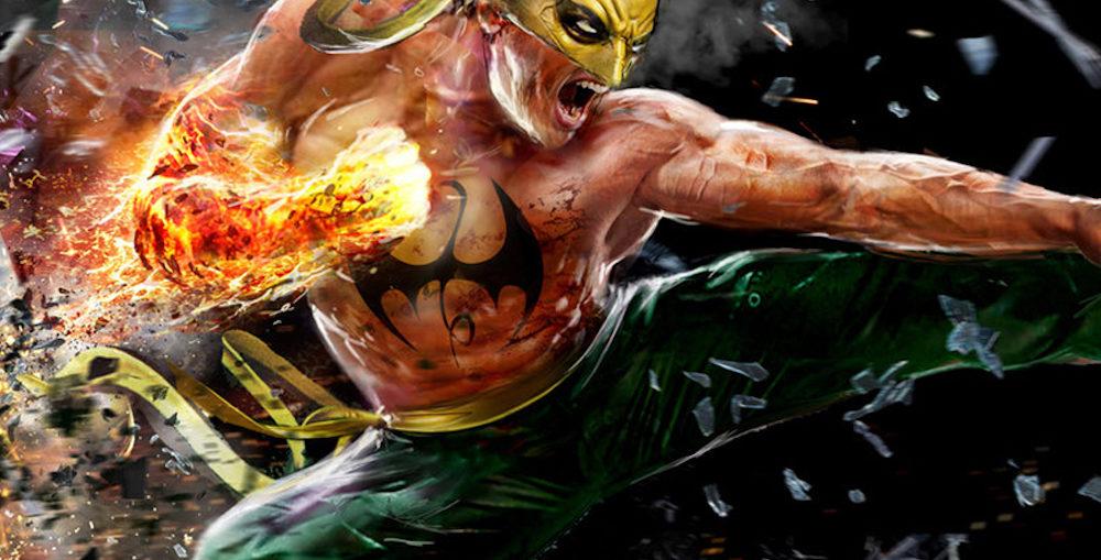 Iron Fist, Marvel Comics