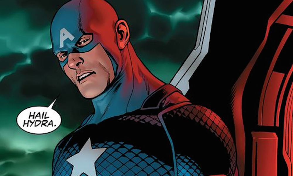 Captain America, Marvel Comics