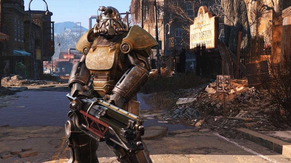 Fallout 4, Bethesda Studios