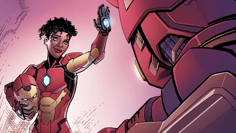 Invincible Iron Man, Marvel Comics