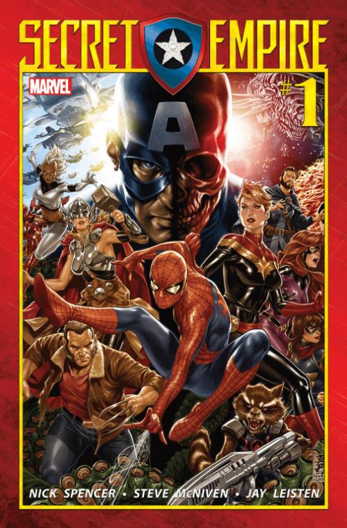 Secret Empire, Marvel Comics
