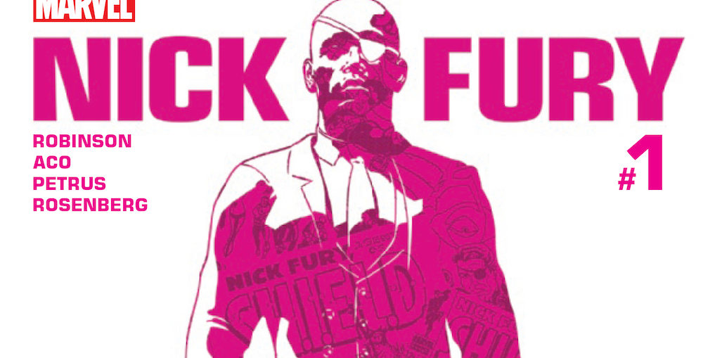 Nick Fury #1, Marvel Comics