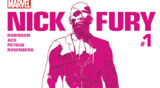 Nick Fury #1, Marvel Comics