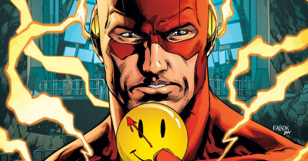 The Flash #21, DC Comics
