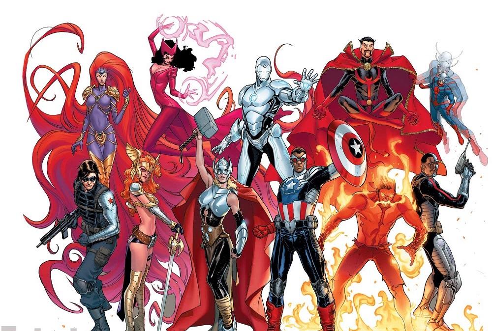 Avengers, Marvel Comics