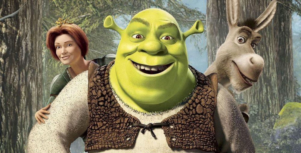 Shrek, Dreamworks