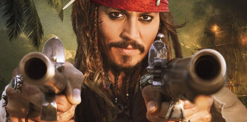Pirates of the Caribbean, Disney