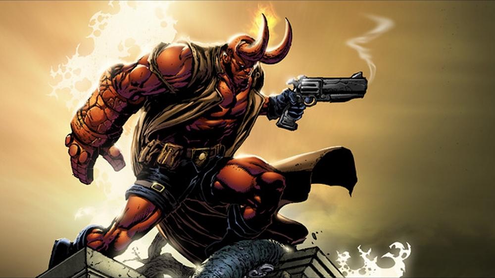 Hellboy, Dark Horse Comics